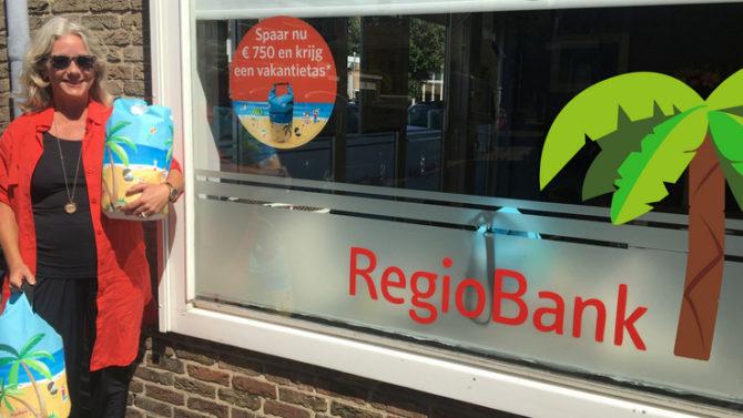 Zomaar Een Dagje In De Kerkstraat 4B (Regiobank Rijnsburg)