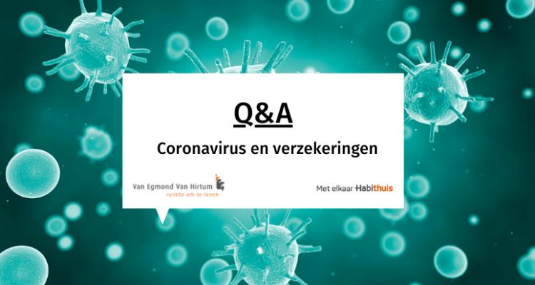 Q&A Coronavirus En Verzekeringen